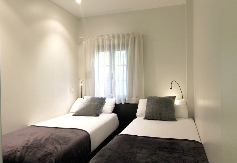 Picasso Apartments, Barcelone, Appartement Standard (1st Floor - 3 pax), Chambre