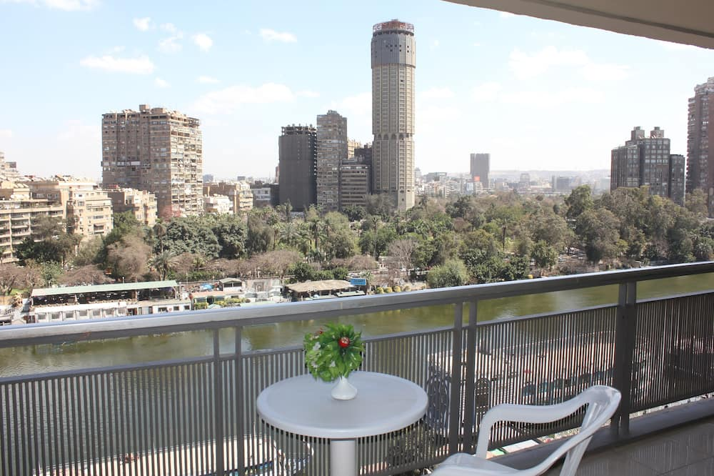 Standard - kahden hengen huone (Nile View) - Parveke
