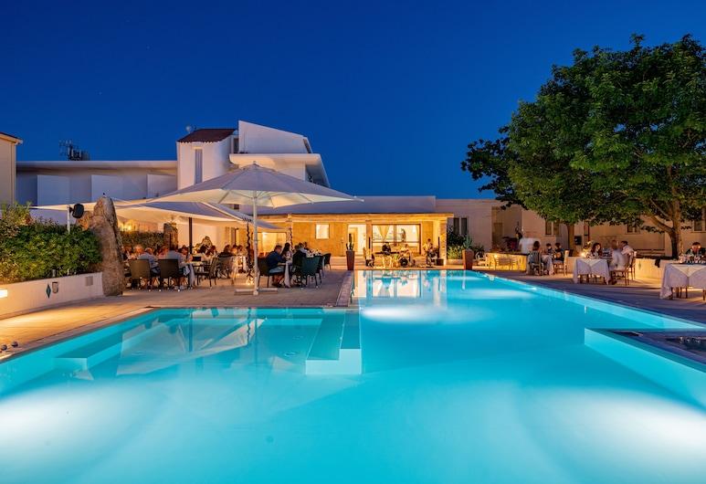 Hotel Le Mimose, San Teodoro, Outdoor Pool