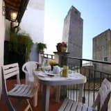 Panoramic Apart Daire (Loft) - Balkon