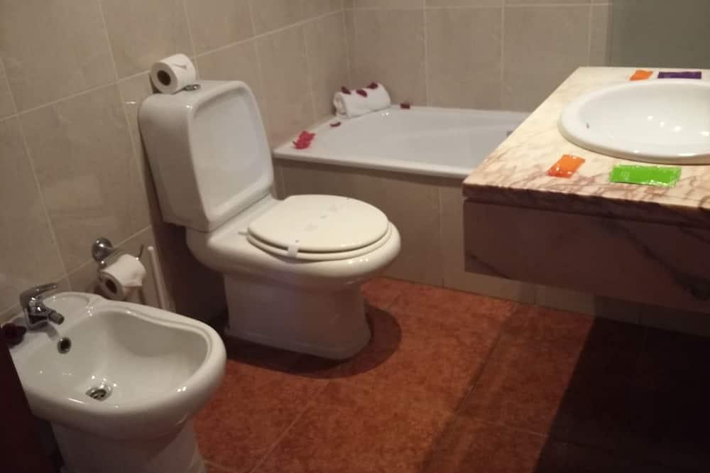 Tek Kişilik Oda - Banyo
