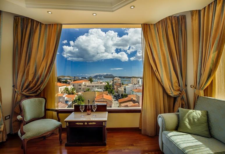 Hotel Panorama, Olbia, Suite, Habitación