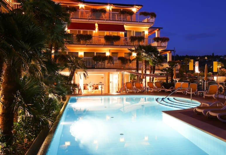 Hotel Capri, Bardolino, Piscina all'aperto