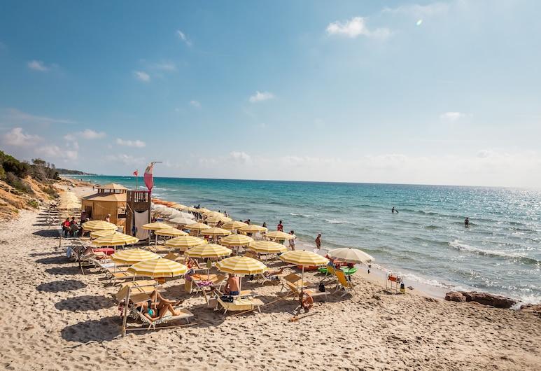 Hotel Rocca Dorada, Pula, Playa