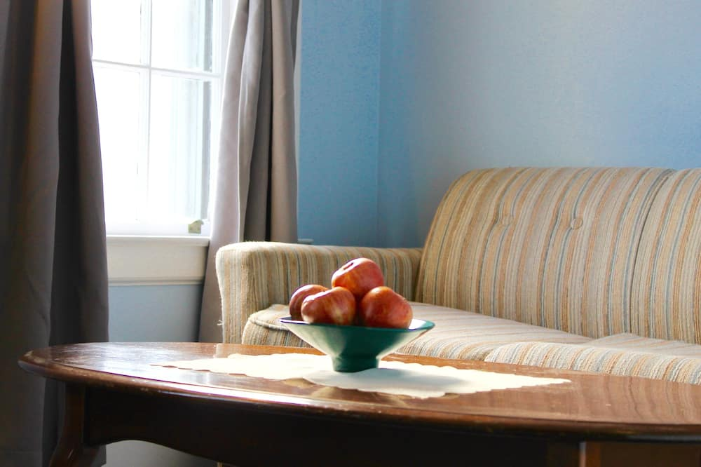 Standard Room, 1 Queen Bed - Living Area