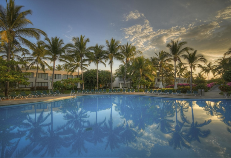 Ocean Breeze Acapulco, Ακαπούλκο, Εξωτερική πισίνα