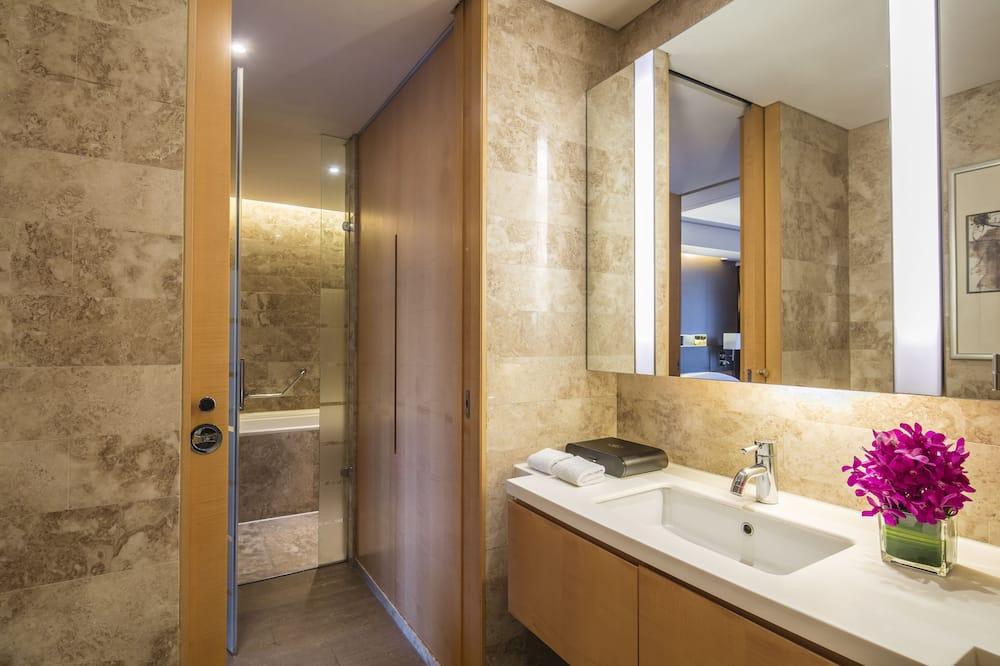 Departamento ejecutivo, 1 habitación - Baño