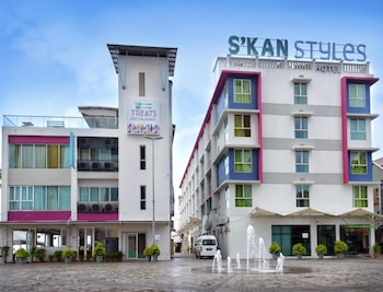 Fotografia hotela (S'kan Styles Hotel) v meste Sandakan