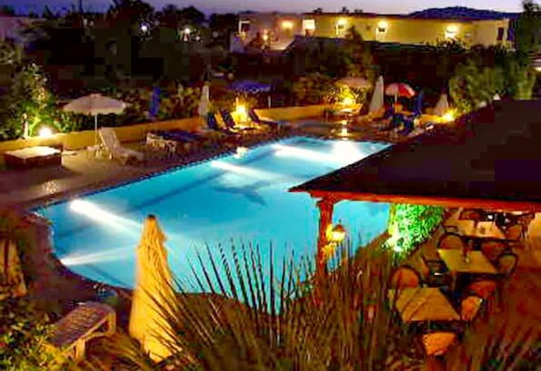 Summer Memories Hotel Apartments, Rodosz, Kültéri medence