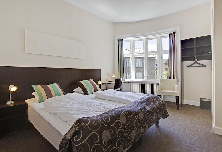 Hotel Sct Thomas, Frederiksberg, Family Room, Guest Room