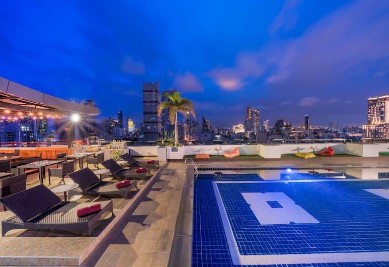 フラマ シーロム バンコク, バンコク, 屋上プール