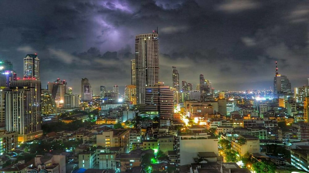 Furama Silom Bangkok City View