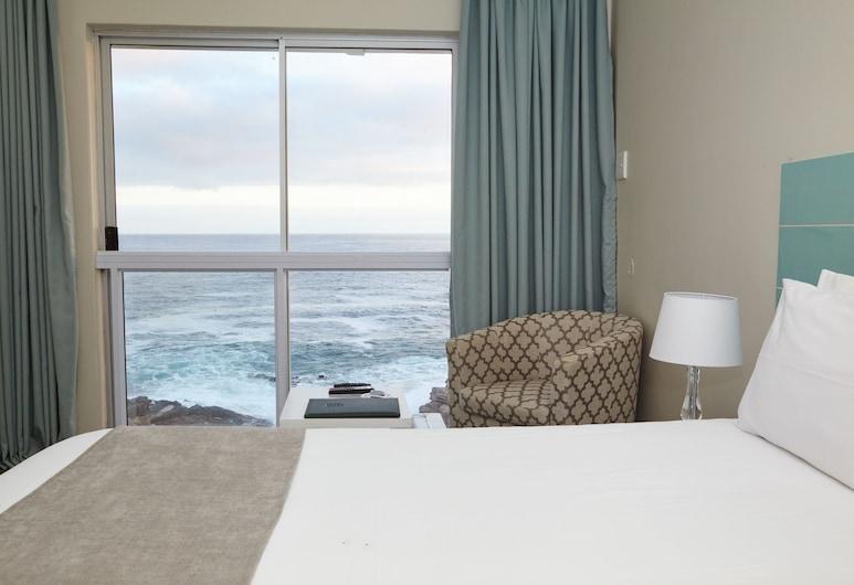 Windsor Hotel, Hermanus, Doppia Standard, 1 letto king, fronte mare, Camera