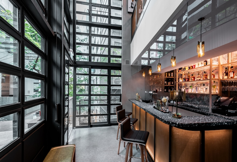 Ovolo Central, Hong Kong, Hotel Bar