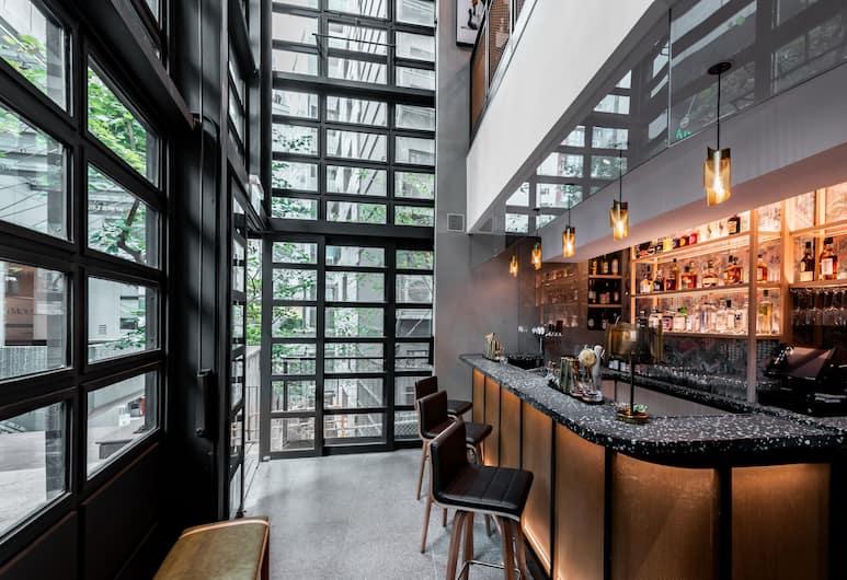 Ovolo Central, Hong Kong, Bar Hotel