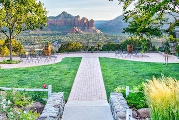 Sedona bölgesindeki Sky Ranch Lodge resmi
