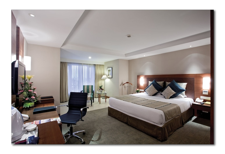 Bloomsuites Ahmedabad, Ahmedabad, Habitación ejecutiva, 1 cama King size, para fumadores, Habitación