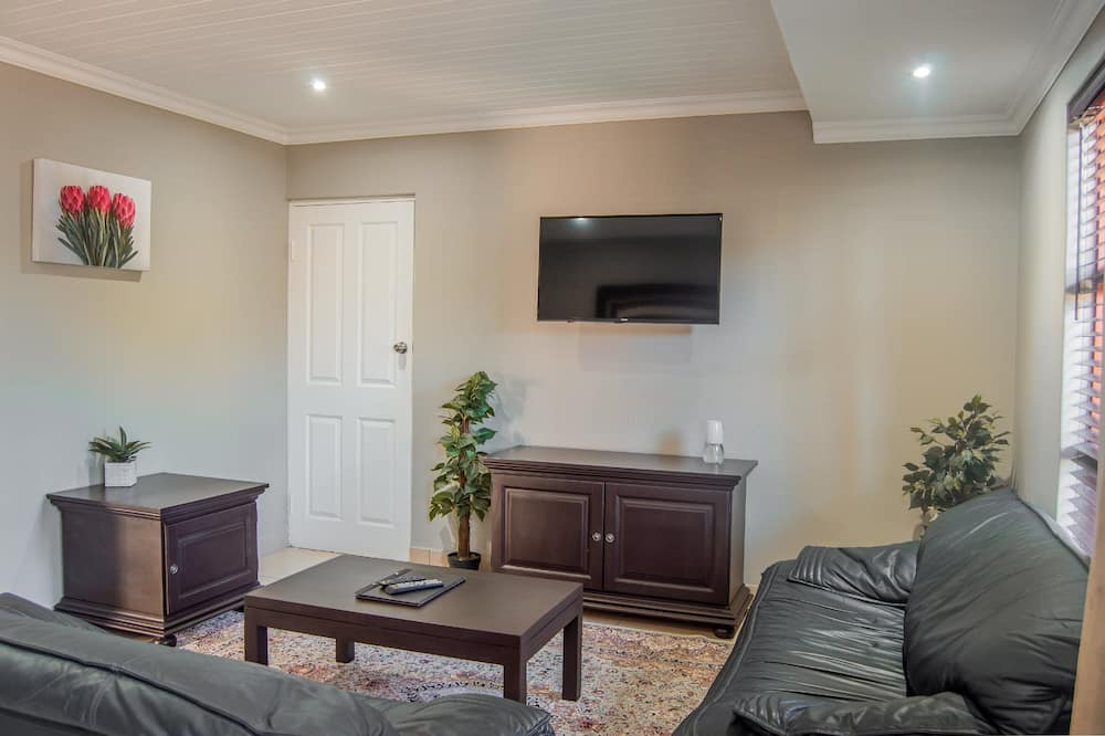 Estudio ejecutivo, 1 cama King size - Sala de estar