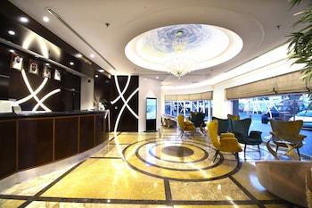 Selline näeb välja Number One Tower Suites, Dubai
