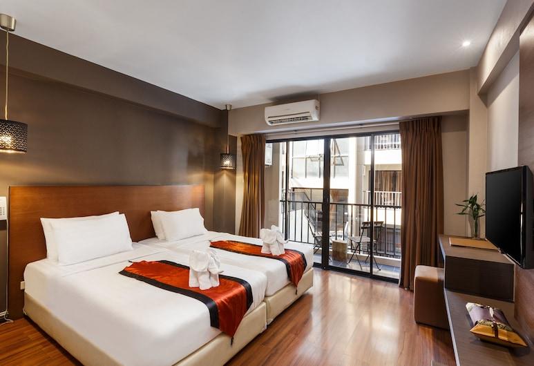 The Cottage Suvarnabhumi, Bankokas, Superior Without Airport Transfer, Svečių kambarys