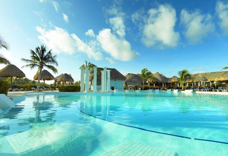 Grand Palladium Colonial Resort & Spa All Inclusive, Kantenah, Välibassein