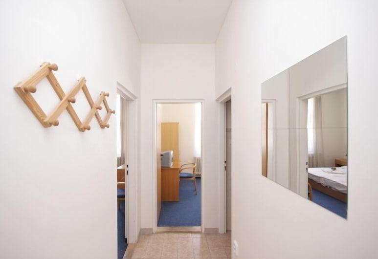 Abacta Residence , Praga, Quarto casal ou duplo, Banheiro compartilhado, Quarto