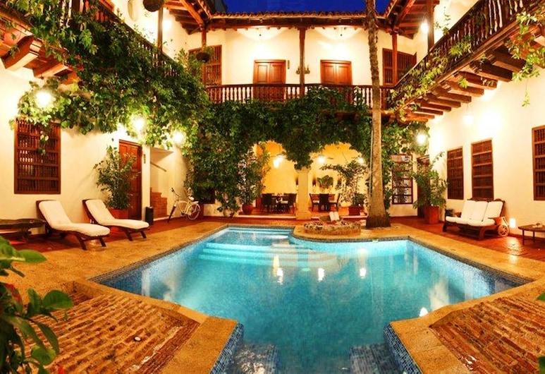 Casa del Arzobispado Hotel, Cartagena