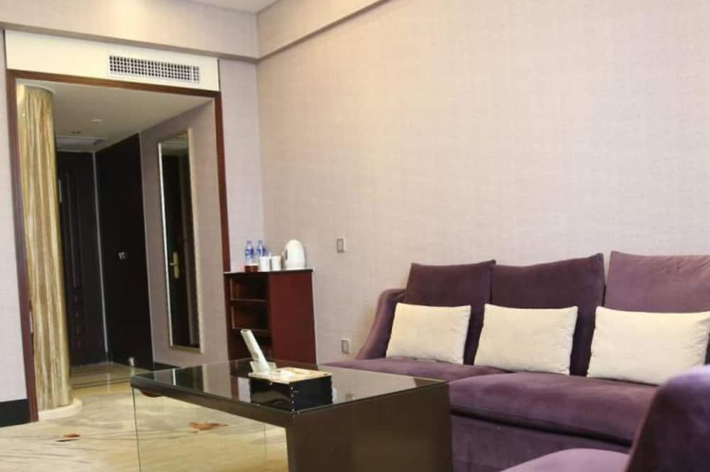 Suite Deluxe - Salle de séjour