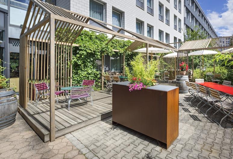 Hotel Alpenblick, Berne, Terrasse/Patio