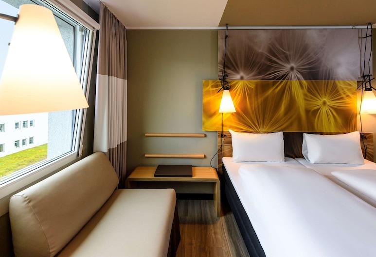 إيبيس ميونخ سيتي ويست, ميونيخ, غرفة عادية - سريران فرديان منفصلان, غرفة نزلاء