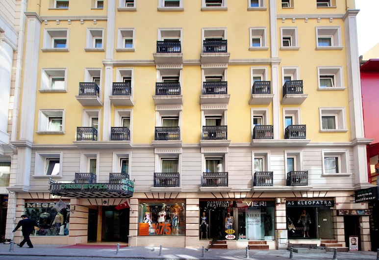 Oran Hotel, Istanbul