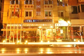 Foto van Royal Anka Hotel in Ankara