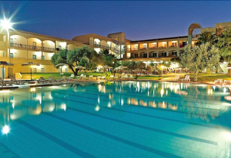 호텔 마리아나 팰리스, 로도스, 수영장