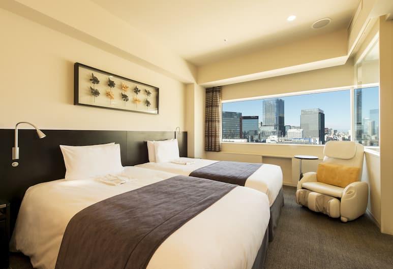 雷姆秋葉原飯店, 東京, 雙床房, 非吸煙房, 客房