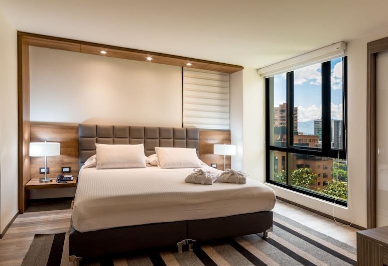 GHL Hotel Portón Medellín, Medellin, Superior Single, Guest Room