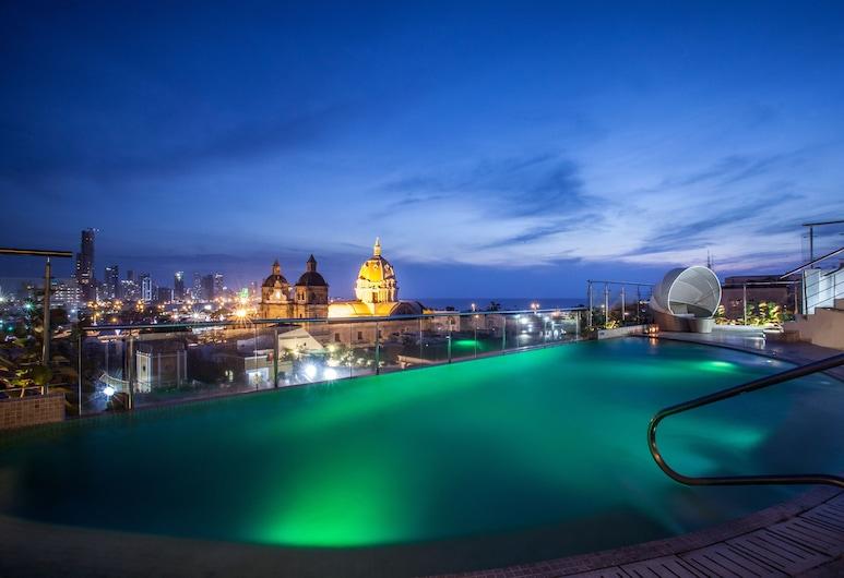 Movich Hotel Cartagena de Indias, Cartagena, Udendørsareal