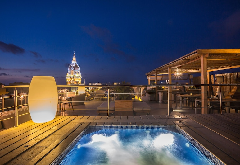 Movich Hotel Cartagena de Indias, Cartagena, Exterior