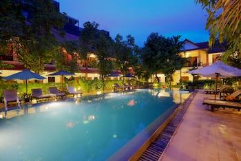 Nuotrauka: Central Boutique Angkor Hotel, Siemreabas