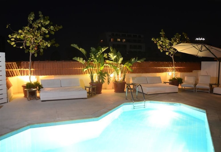 Golden Tulip Serenada Hotel Hamra, Beirut, Outdoor Pool