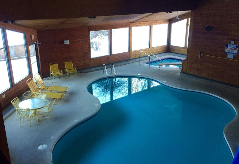 Cedar Motor Inn, Marquette, Piscina coperta
