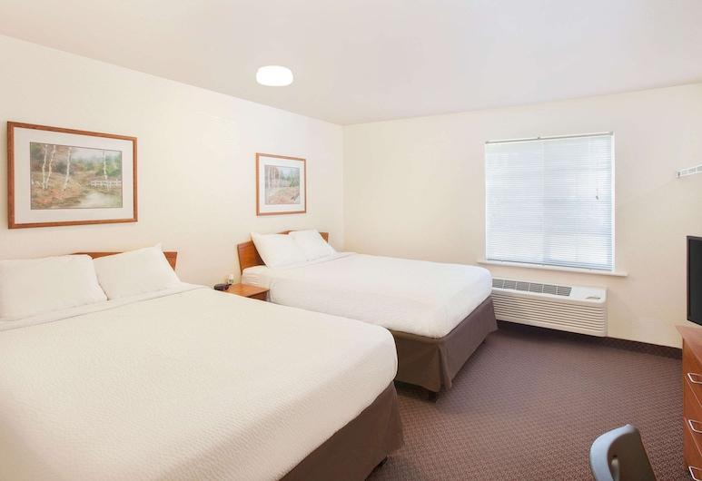 WoodSpring Suites El Paso Airport, ElPaso, Standardzimmer, 2Queen-Betten, Nichtraucher, Zimmer