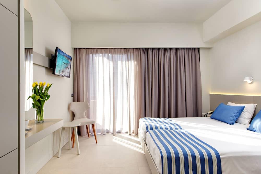Izba s dvojlôžkom alebo oddelenými lôžkami, výhľad na mesto - Vybraná fotografia
