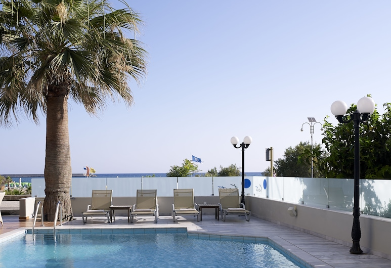 Kriti Beach, Rethymno, Udendørs pool