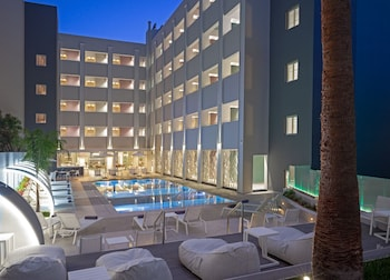 Picture of Melrose Hotel in Rethymnon