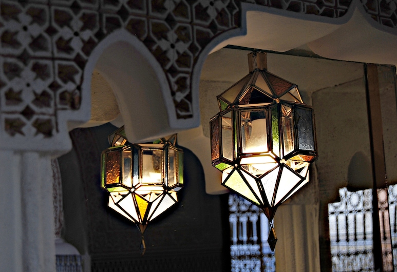 Riad Les Oliviers & Spa, Marrakech, Lobby