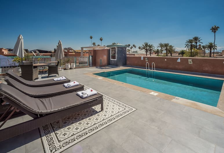 Riad Les Oliviers & Spa, Marrakech