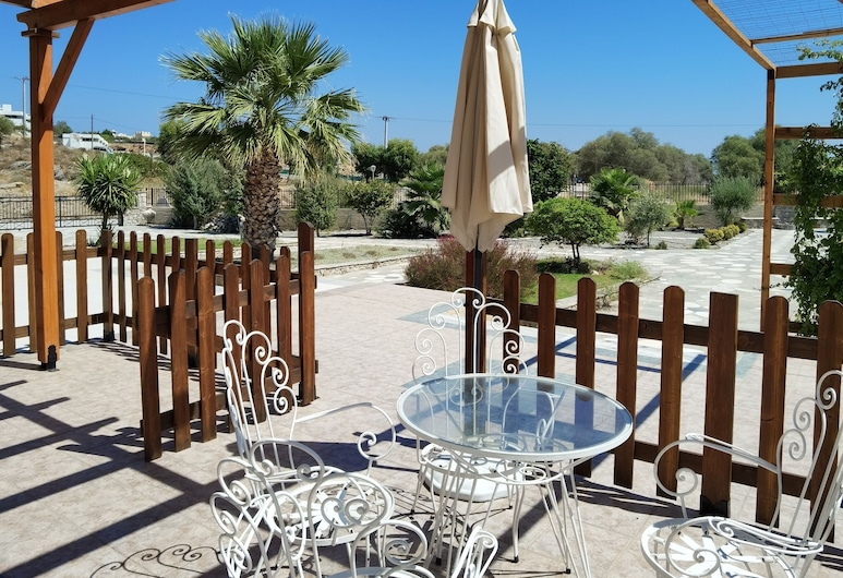 Vlycha Beach Studios & Apartments, Rhodes, Superior Apartment, 2 Bedrooms, Terrace/Patio