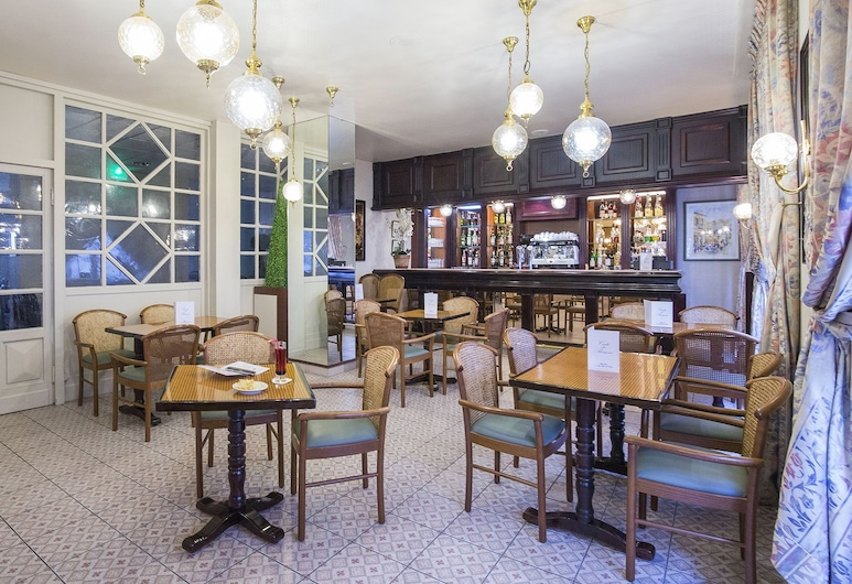 Hotel Aneto, Lourdes, Otel Dinlenme Salonu