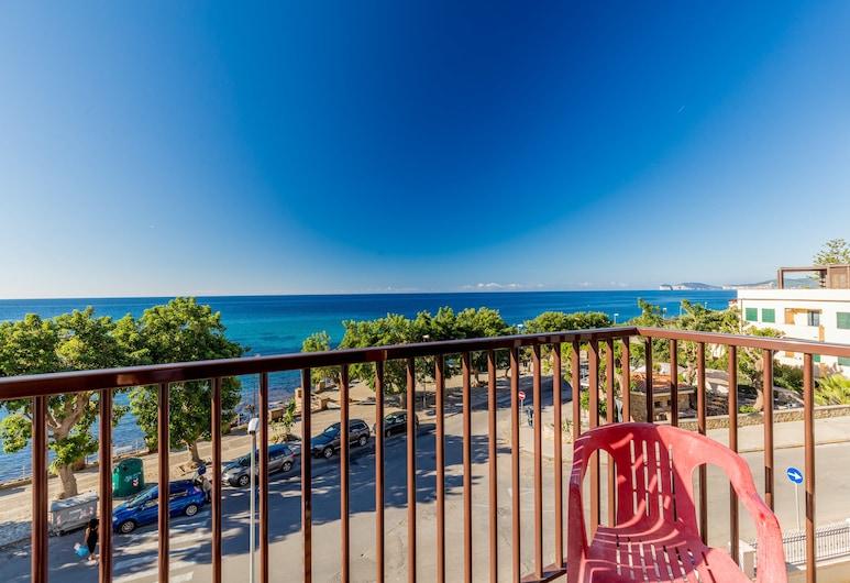 Hotel El Balear, Alghero, Triple Room, Sea View, Guest Room