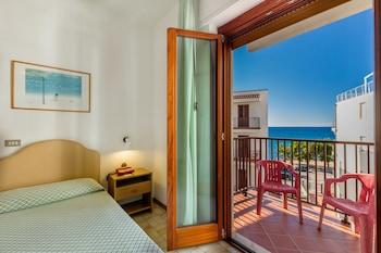 Mynd af Hotel El Balear í Alghero